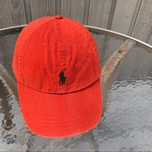 NWOT Polo Ralph Lauren Logo Baseball Hat